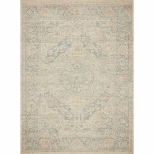 "Loloi Priya PRY-08 Transitional Hand Woven Area Rug-Rugs-Loloi-Beige-18"" x 18"" Sample-Heaven's Gate Home, LLC"