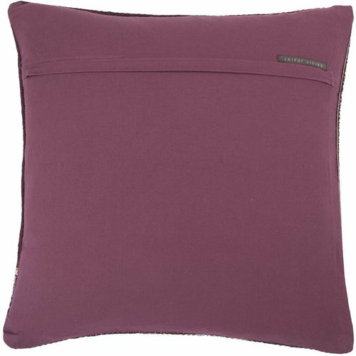 Jaipur Living Rania Puebla Purple Pillow