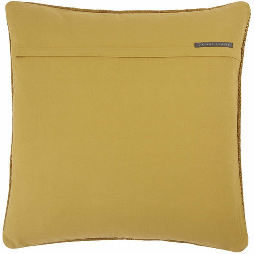 Jaipur Living Sagira Puebla Gold Pillow