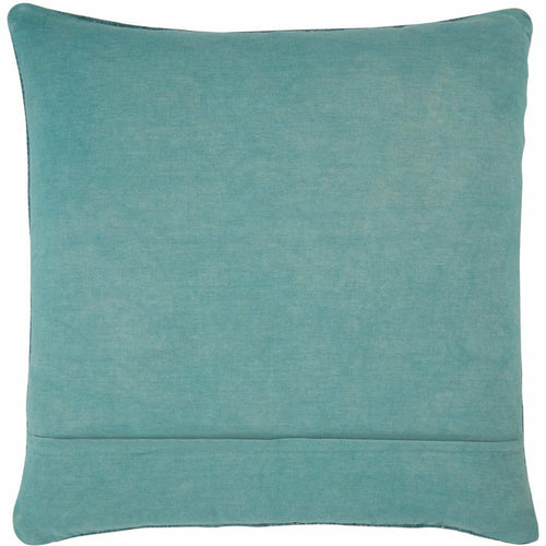 Jaipur Living Zaida Puebla Teal Pillow