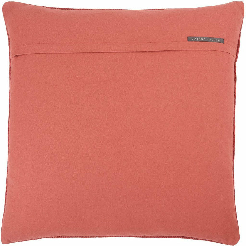 Jaipur Living Abeni Puebla Red Pillow