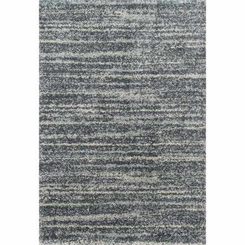 "Loloi Quincy QC-05 Shags Power Loomed Area Rug-Rugs-Loloi-Charcoal-1'-6"" x 1'-6"" Sample-Heaven's Gate Home, LLC"