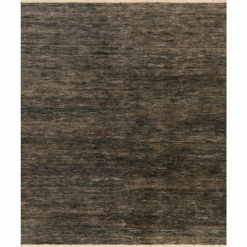 "Loloi Quinn QN-01 Contemporary Hand Knotted Area Rug-Rugs-Loloi-Charcoal-2'-0"" x 3'-0""-Heaven's Gate Home, LLC"