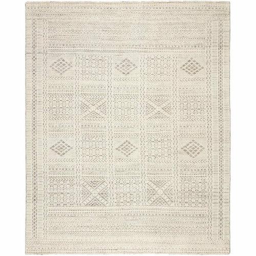 Jaipur Living Reign Jadene REI07 Transitional Handmade Area Rug-Rugs-Jaipur Living-White-5'X8'-Heaven's Gate Home, LLC