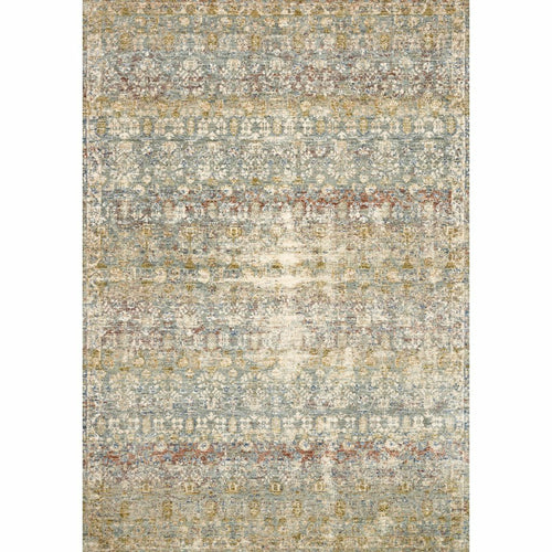 "Loloi Revere REV-03 Traditional Power Loomed Area Rug-Rugs-Loloi-Gray-1'-6"" x 1'-6"" Sample-Heaven's Gate Home, LLC"