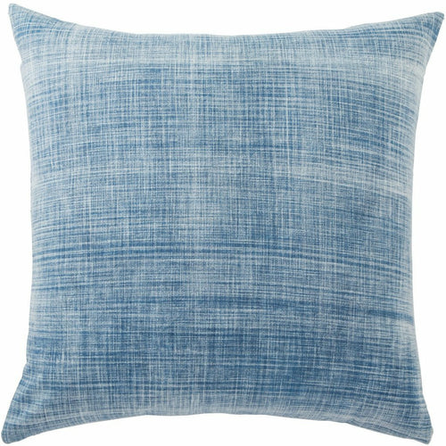 Jaipur Living Morgan Revolve Blue Handmade Pillow