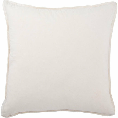 Jaipur Living Alicia Revolve Blue Handmade Pillow