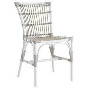 Sika-Design Exterior Elisabeth Dining Chair, Outdoor-Dining Chairs-Sika Design-White-Heaven's Gate Home