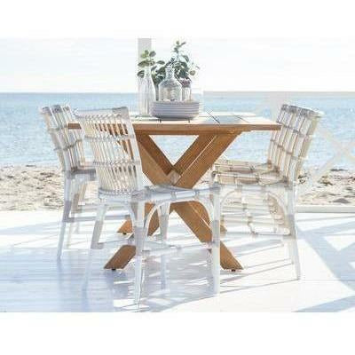 Sika-Design Exterior Elisabeth Dining Chair, Outdoor-Dining Chairs-Sika Design-Heaven's Gate Home