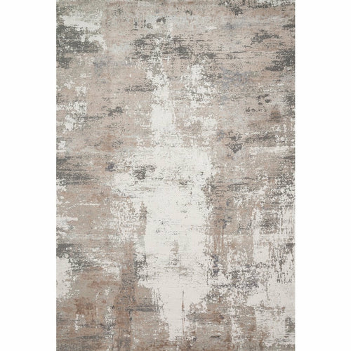 "Loloi Sienne SIE-03 Contemporary Power Loomed Area Rug-Rugs-Loloi-Ivory-1'-6"" x 1'-6"" Sample-Heaven's Gate Home, LLC"