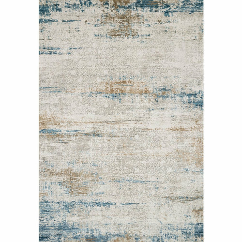 "Loloi Sienne SIE-05 Contemporary Power Loomed Area Rug-Rugs-Loloi-Ivory-1'-6"" x 1'-6"" Sample-Heaven's Gate Home, LLC"