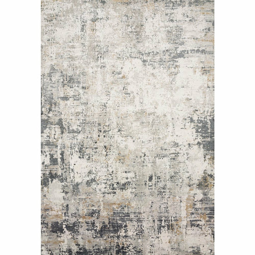 "Loloi Sienne SIE-07 Contemporary Power Loomed Area Rug-Rugs-Loloi-Ivory-1'-6"" x 1'-6"" Sample-Heaven's Gate Home, LLC"
