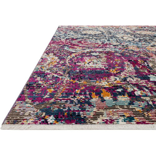Loloi Silvia SIL-05 Transitional Power Loomed Area Rug