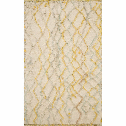 "Loloi Symbology SYM-05 Contemporary Hand Tufted Area Rug-Rugs-Loloi-Multi-1'-6"" x 1'-6"" Sample-Heaven's Gate Home, LLC"