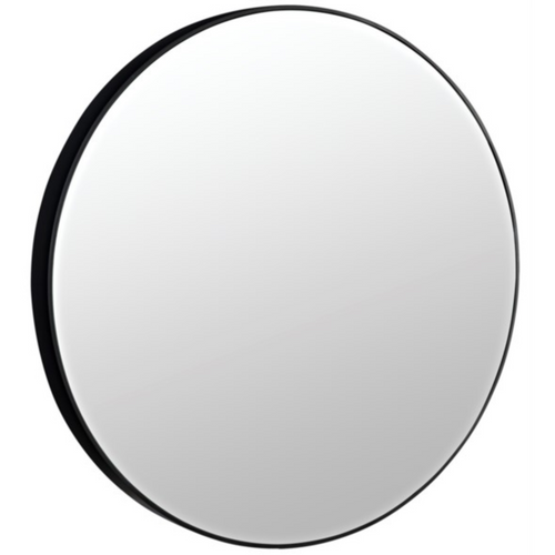 "CFC Argie Round Mirror, Small, Steel, 24"" Diameter *Quick Ship*-Mirrors-CFC-Heaven's Gate Home"