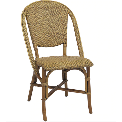 Sika Design Originals Alanis Dining Side Chair, Stackable, Indoor-Dining Chairs-Sika Design-Antique-Heaven's Gate Home, LLC