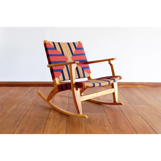 Masaya Rocking Chair-Rocking Chairs-Masaya & Co.-Heaven's Gate Home