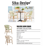 Sika-Design Affaire Sofie Valerie Chair - Heaven's Gate Home & Garden