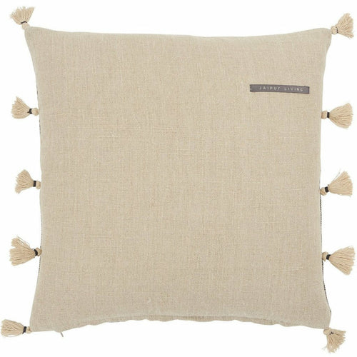Jaipur Living Ikal Taiga Beige Pillow