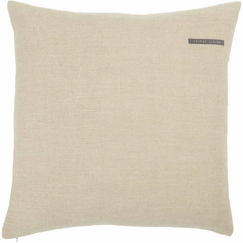 Jaipur Living Ortiz Taiga Light Gray Pillow