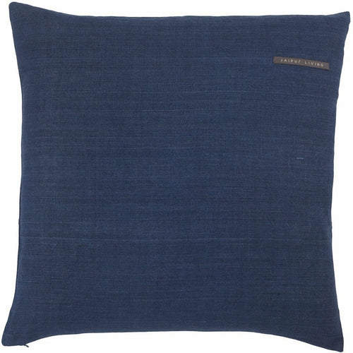 Jaipur Living Ortiz Taiga Dark Blue Pillow