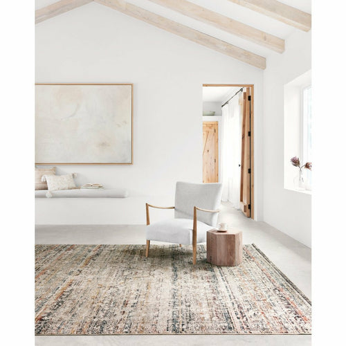 Loloi Theia THE-03 Traditional Power Loomed Area Rug