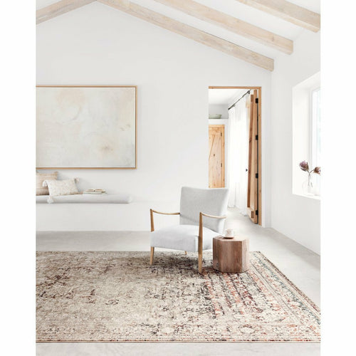Loloi Theia THE-05 Traditional Power Loomed Area Rug