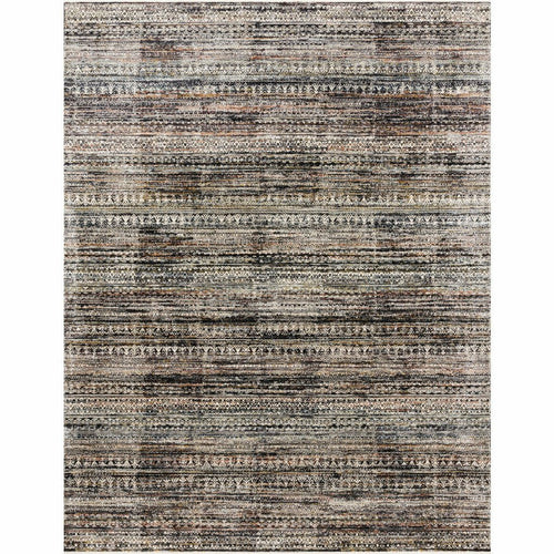 "Loloi Theia THE-08 Traditional Power Loomed Area Rug-Rugs-Loloi-Gray-1'-6"" x 1'-6"" Sample-Heaven's Gate Home, LLC"