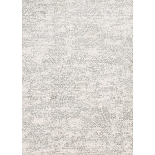 "Loloi Torrance TC-01 Transitional Power Loomed Area Rug-Rugs-Loloi-Gray-2'-7"" x 4'-Heaven's Gate Home, LLC"