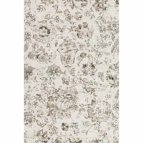 "Loloi Torrance TC-06 Transitional Power Loomed Area Rug-Rugs-Loloi-Ivory-2'-7"" x 4'-Heaven's Gate Home, LLC"