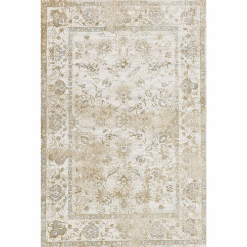 "Loloi Torrance TC-07 Transitional Power Loomed Area Rug-Rugs-Loloi-Ivory-2'-7"" x 4'-Heaven's Gate Home, LLC"
