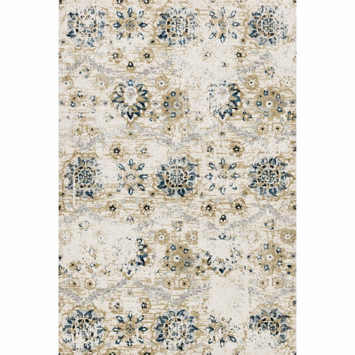 "Loloi Torrance TC-08 Transitional Power Loomed Area Rug-Rugs-Loloi-Multi-1'-6"" x 1'-6"" Sample-Heaven's Gate Home, LLC"