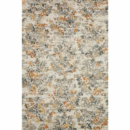 "Loloi Torrance TC-09 Transitional Power Loomed Area Rug-Rugs-Loloi-Ivory-1'-6"" x 1'-6"" Sample-Heaven's Gate Home, LLC"