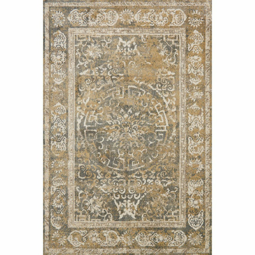 "Loloi Torrance TC-10 Transitional Power Loomed Area Rug-Rugs-Loloi-Beige-2'-7"" x 4'-Heaven's Gate Home, LLC"