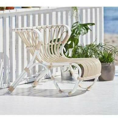 Sika-Design Exterior Fox Lounge Chair, Outdoor-Lounge Chairs-Sika Design-Heaven's Gate Home