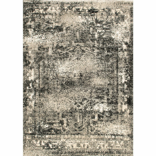 "Loloi Viera VR-03 Contemporary Power Loomed Area Rug-Rugs-Loloi-Charcoal-2'-5"" x 7'-7""-Heaven's Gate Home, LLC"