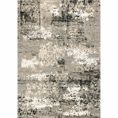 "Loloi Viera VR-04 Contemporary Power Loomed Area Rug-Rugs-Loloi-Gray-1'-6"" x 1'-6"" Sample-Heaven's Gate Home, LLC"