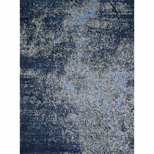 "Loloi Viera VR-07 Contemporary Power Loomed Area Rug-Rugs-Loloi-Navy-2'-5"" x 7'-7""-Heaven's Gate Home, LLC"