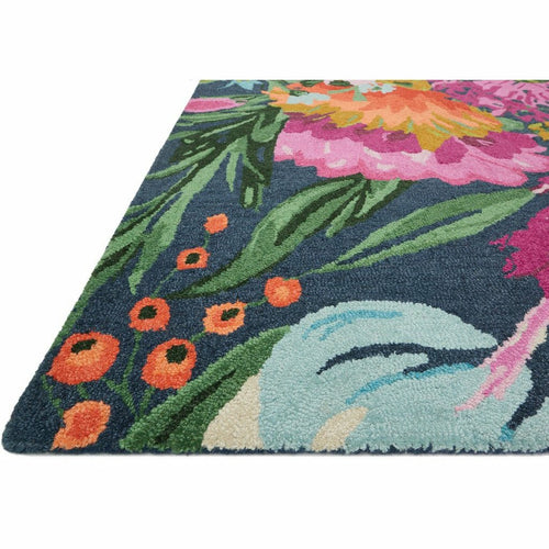 Loloi Wild Bloom WV-04 Contemporary Hooked Area Rug-Rugs-Loloi-Heaven's Gate Home, LLC