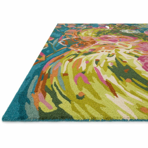 Loloi Wild Bloom WV-05 Contemporary Hooked Area Rug-Rugs-Loloi-Heaven's Gate Home, LLC