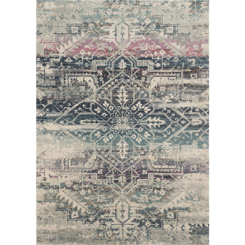 "Loloi Zehla ZL-01 Transitional Power Loomed Area Rug-Rugs-Loloi-Charcoal-1'-6"" x 1'-6"" Sample-Heaven's Gate Home, LLC"