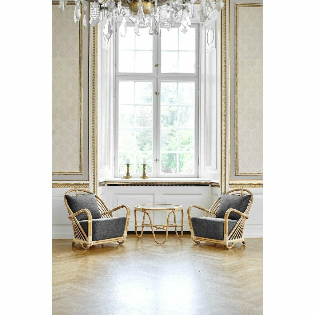 Sika-Design Icons Charlottenborg Chair Frame (Only)-3