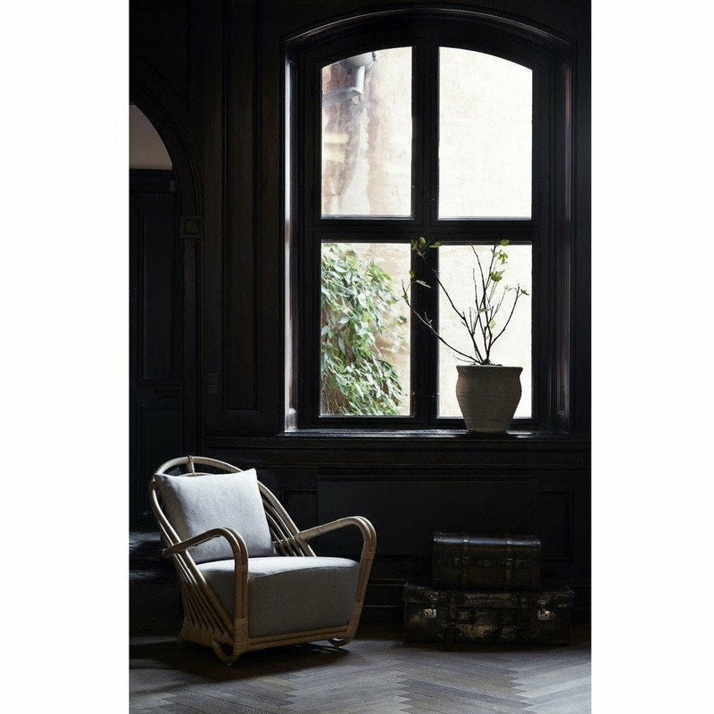 Sika-Design Icons Charlottenborg Chair w/ Cushion, Indoor-Lounge Chairs-Sika Design-Heaven's Gate Home