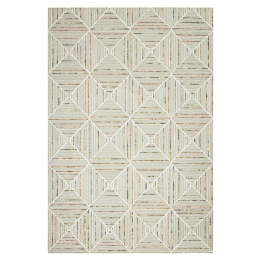 Colorfields Diamond Stripe Rug-Rugs-Colorfields by Company C-2
