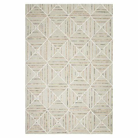 Colorfields Diamond Stripe Rug-Rugs-Colorfields by Company C-2' x 3'-Heaven's Gate Home