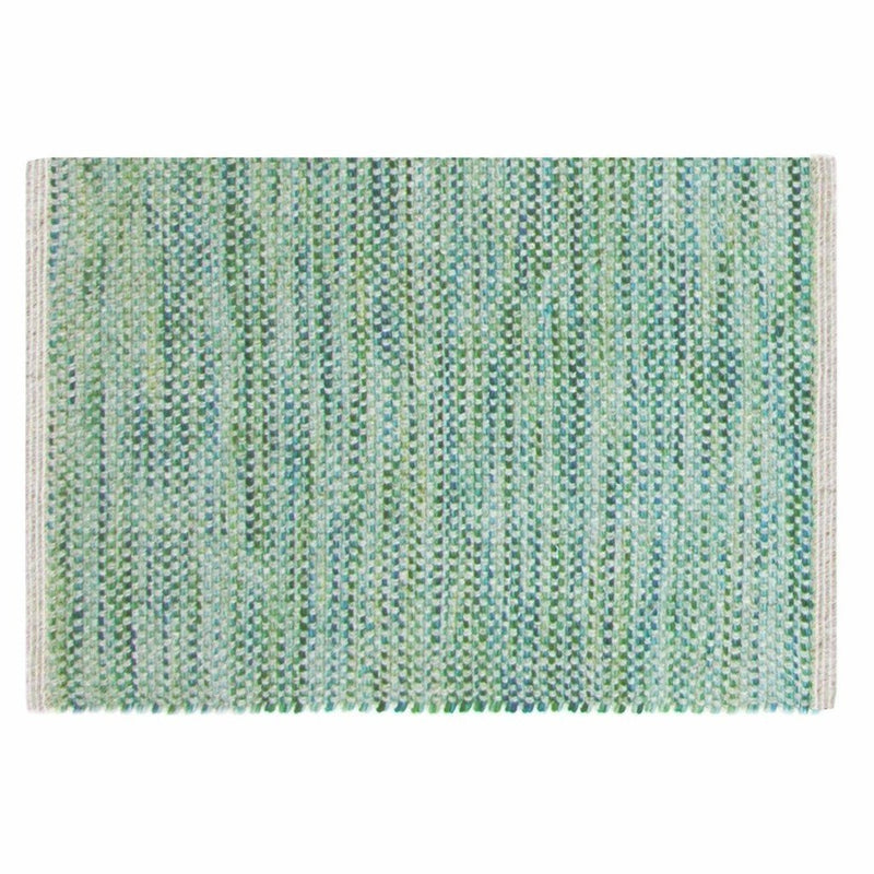 Colorfields Tula Hand Woven Wool Solid Rug, Sea Grass-Rugs-Colorfields by Company C-2' x 3'-Heaven's Gate Home