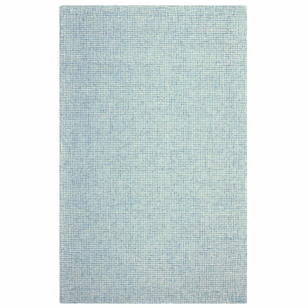 Colorfields Harrison Hand Tufted Wool Rug-Rugs-Colorfields by Company C-Blue-2