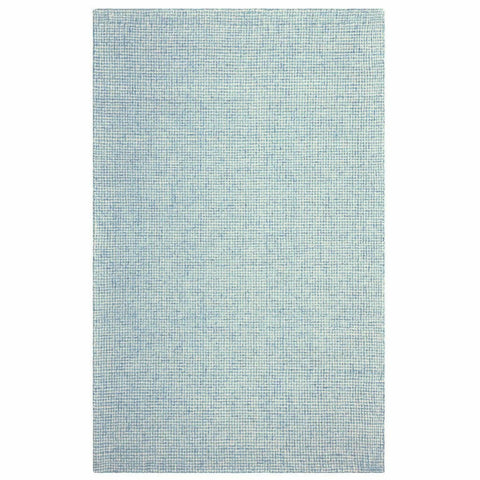 Colorfields Harrison Hand Tufted Wool Rug-Rugs-Colorfields by Company C-Blue-2' x 3'-Heaven's Gate Home