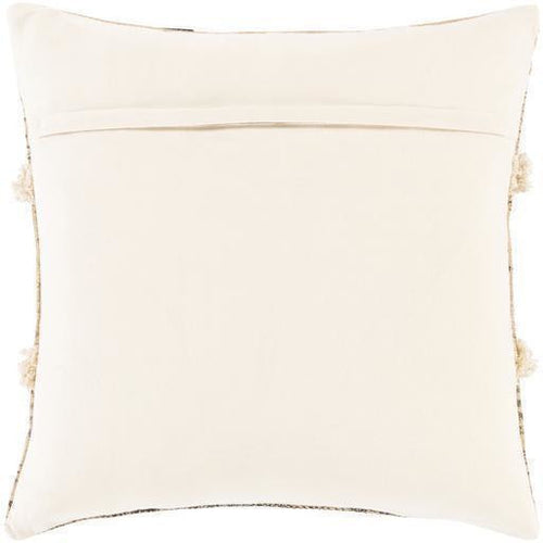 Surya Dayna DYA-001 Cotton Global Pillow-Pillows-Surya-Heaven's Gate Home