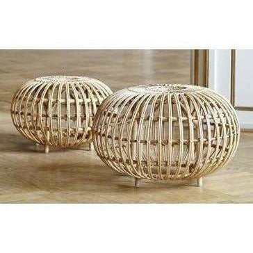 Sika-Design Icons Franco Albini Ottoman, Indoor-Ottomans-Sika Design-Heaven's Gate Home